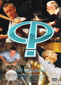 Carl Palmer - The Carl Palmer Band : Live In Europe DVD (album) cover
