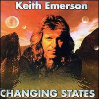 KEITH EMERSON - Changing States/Cream Of Emerson Soup CD album cover