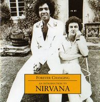 Nirvana (uk) - Forever Changing; An Introduction To Nirvana CD (album) cover