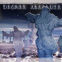 DEGREE ABSOLUTE - Degree Absolute CD album cover