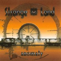 Strange Land - Anomaly CD (album) cover