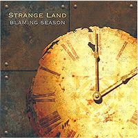 Strange Land - Blaming Season CD (album) cover