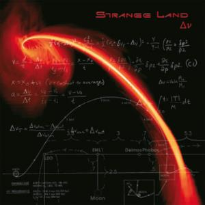 STRANGE LAND - ?v CD album cover