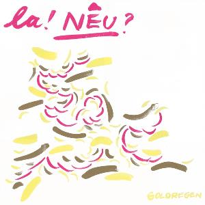 La!neu? - Goldregen CD (album) cover