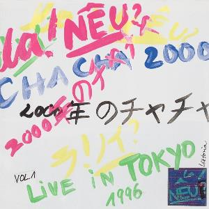 La!neu? - Cha Cha 2000 - Live In Japan CD (album) cover