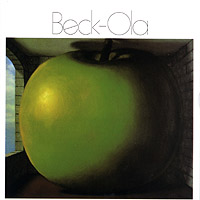 JEFF BECK - Beck-Ola CD album cover