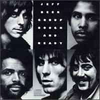 Jeff Beck - Rough And Ready CD (album) cover
