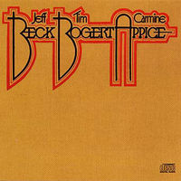 Jeff Beck - Beck, Bogert, Appice CD (album) cover