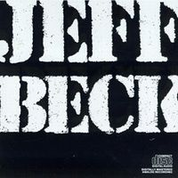 Jeff Beck - There And Back CD (album) cover