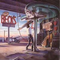 Jeff Beck - Jeff Beck's Guitar Shop WithTerry Bozzio And Tony Hymas CD (album) cover
