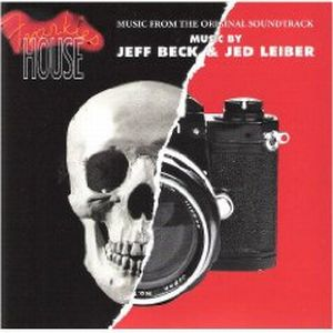 Jeff Beck - Frankie's House - Original Soundtrack CD (album) cover
