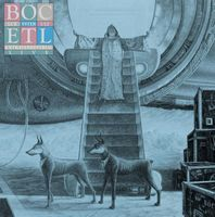 Blue Öyster Cult - Extraterrestrial Live CD (album) cover