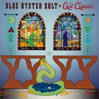 Blue Öyster Cult - Cult Classic CD (album) cover