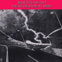 Blue Öyster Cult - The Revölution By Night CD (album) cover