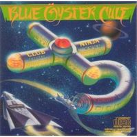 Blue Öyster Cult - Club Ninja CD (album) cover