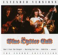 Blue Öyster Cult - Extended Versions CD (album) cover