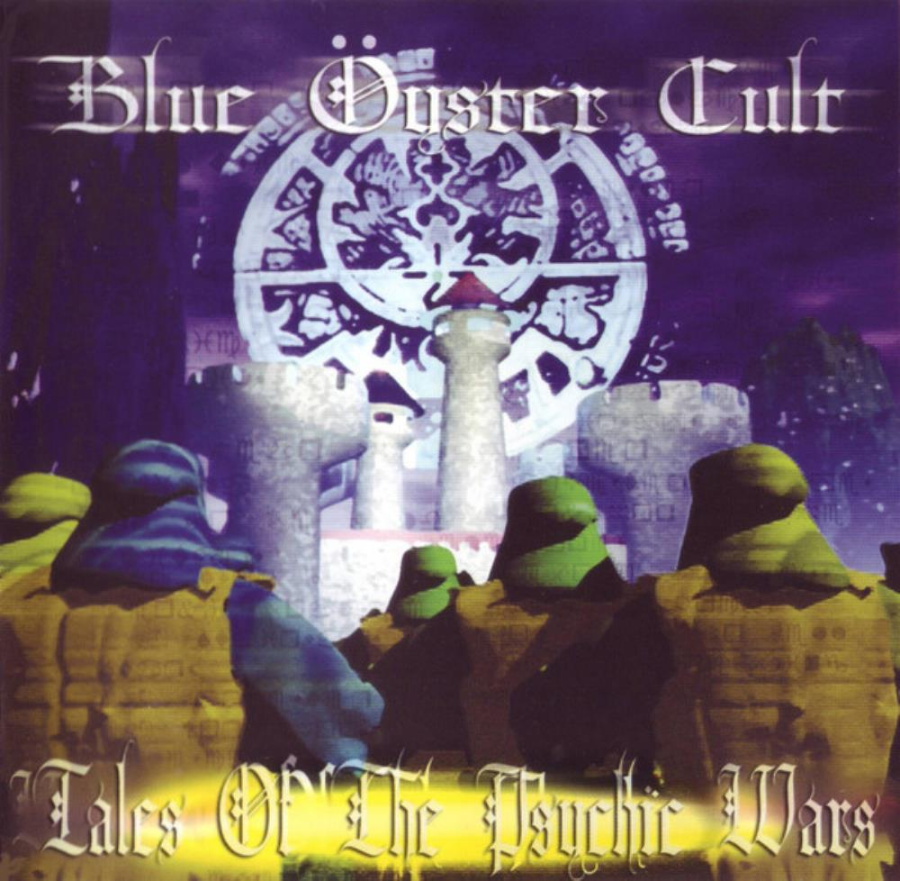 Blue Öyster Cult - Tales Of The Psychic Wars CD (album) cover