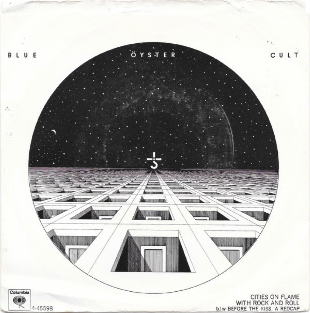 Blue Öyster Cult - Cities On Flame With Rock And Roll CD (album) cover