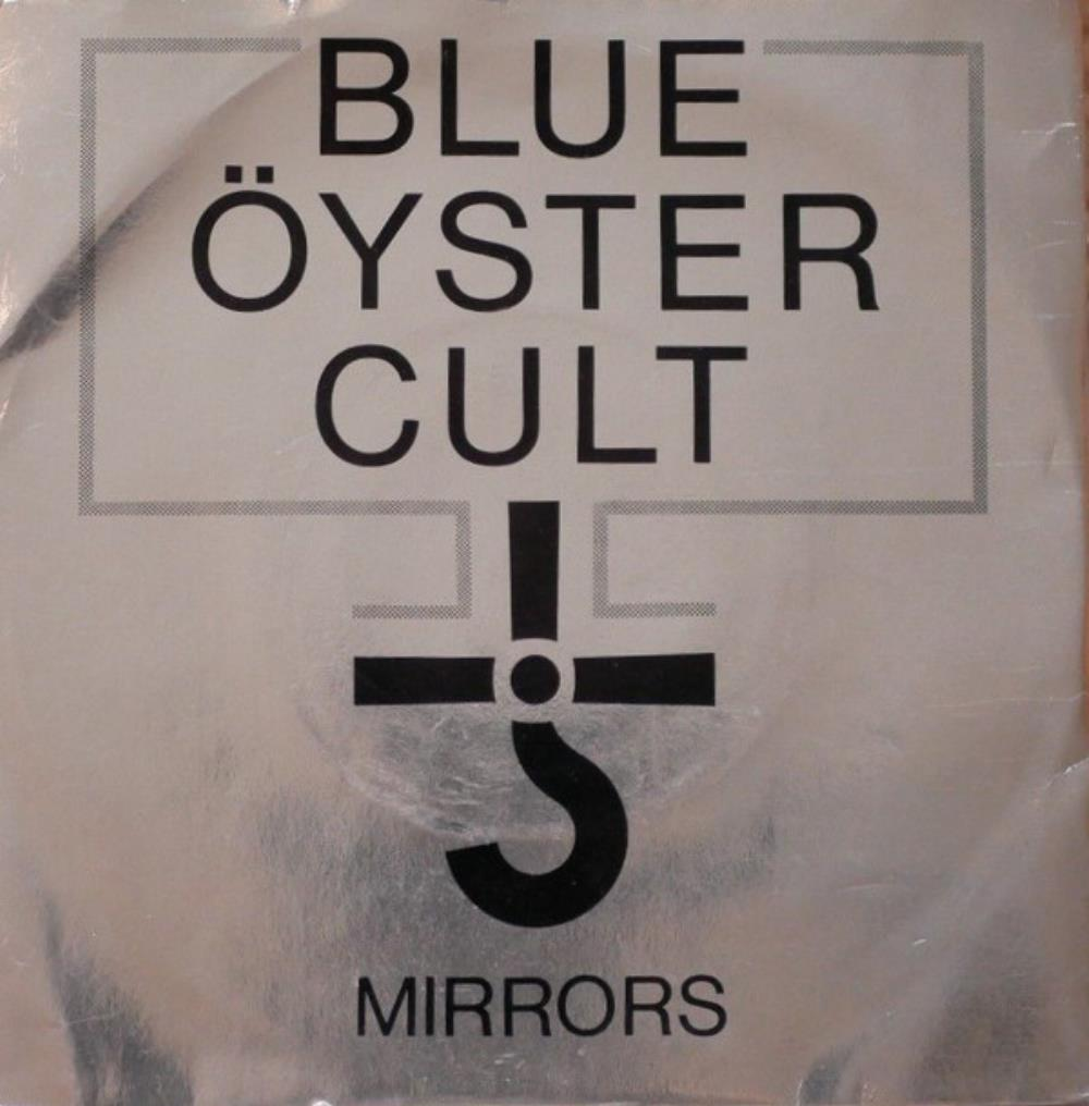 Blue Öyster Cult - Mirrors / Lonely Teardrops CD (album) cover