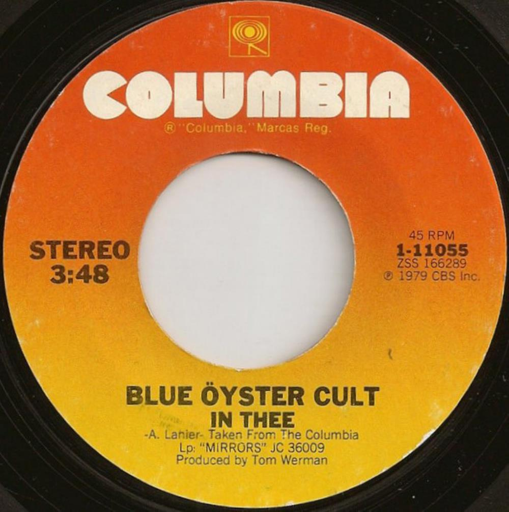 Blue Öyster Cult - In Thee CD (album) cover