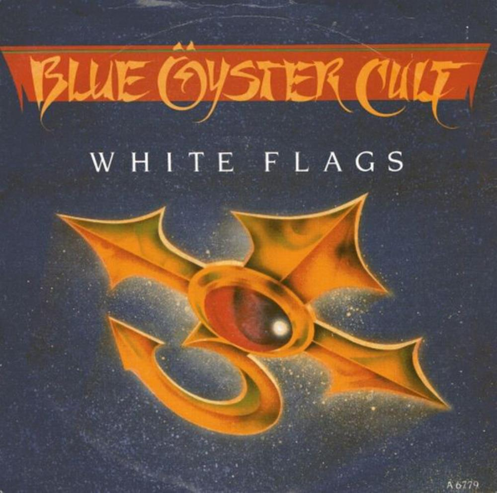 Blue Öyster Cult - White Flags CD (album) cover