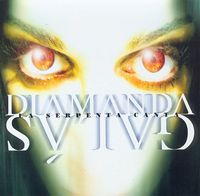 Diamanda GalÁs - La Serpenta Canta CD (album) cover