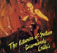 Diamanda GalÁs - The Litanies Of Satan CD (album) cover