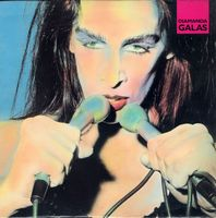 Diamanda GalÁs - Diamanda Galás (also Known As: Panoptikon) CD (album) cover