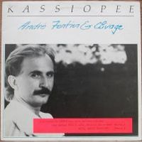 Andre Fertier's Clivage - Kassiopee CD (album) cover