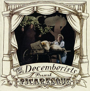 The Decemberists - Picaresque CD (album) cover