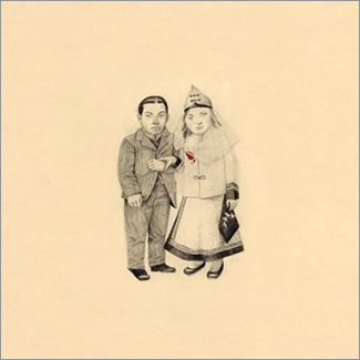 The Decemberists - The Crane Wife CD (album) cover