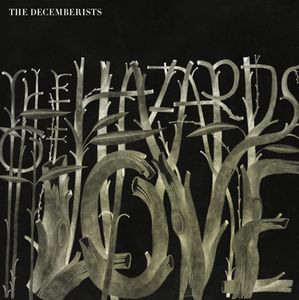 The Decemberists - The Hazards Of Love CD (album) cover