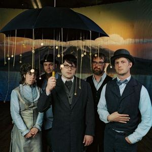 The Decemberists - Connect Sets CD (album) cover
