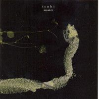 Tenhi - Maaäet CD (album) cover