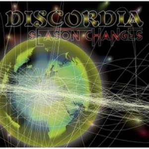 DISCORDIA - Season Changes CD album cover