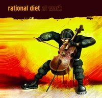 Rational Diet - At Work CD (album) cover