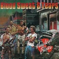 Blood Sweat & Tears - Nuclear Blues CD (album) cover