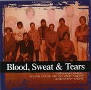 Blood Sweat & Tears - Collections CD (album) cover