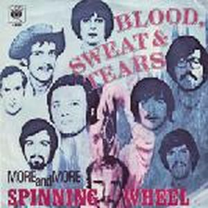 Blood Sweat & Tears - Spinning Wheel CD (album) cover