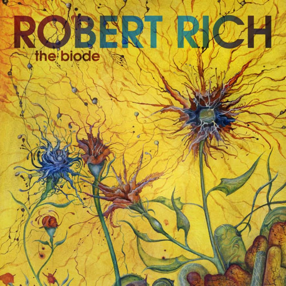 Robert Rich - The Biode CD (album) cover