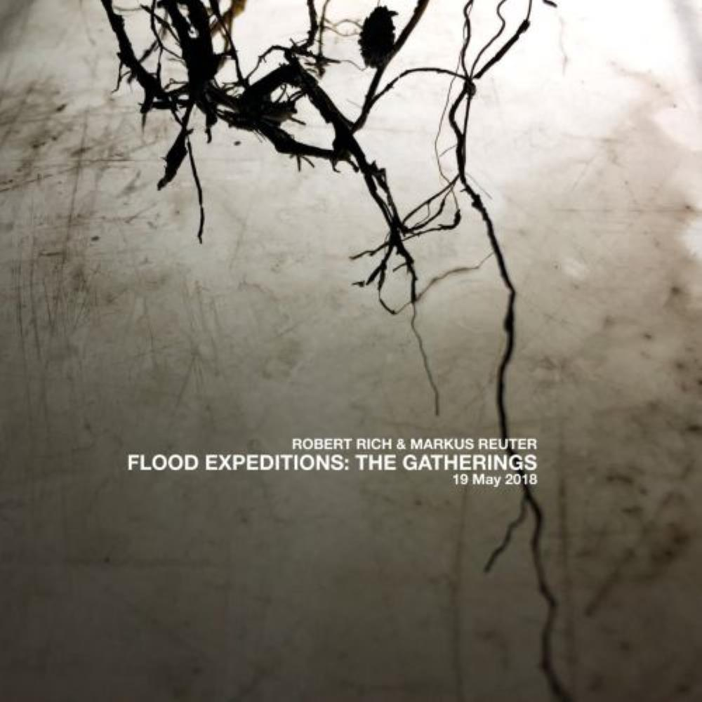 Robert Rich - Flood Expeditions: The Gatherings CD (album) cover