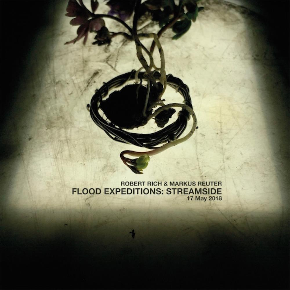 Robert Rich - Flood Expeditions: Streamside CD (album) cover