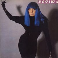 Josipa Lisac - Boginja CD (album) cover