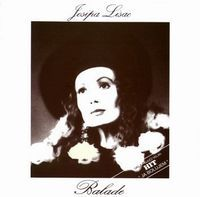 Josipa Lisac - Balade CD (album) cover