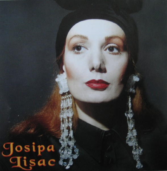 Josipa Lisac - Hitovi CD (album) cover