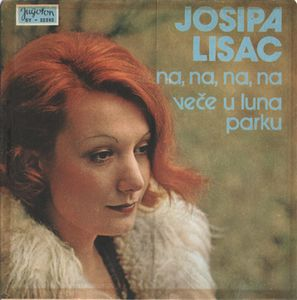 Josipa Lisac - Na, Na, Na, Na CD (album) cover