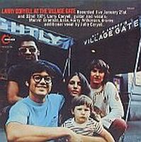 Larry Coryell - At The Village Gate CD (album) cover