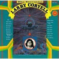 Larry Coryell - The Essential Larry Coryell CD (album) cover