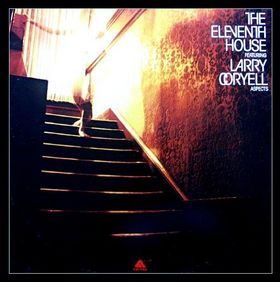 Larry Coryell - Aspects (The Eleventh House Featuring) CD (album) cover
