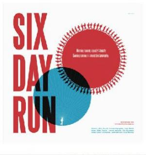 Circle - Six Day Run CD (album) cover